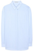 Acne Studios Bela Striped Cotton Shirt