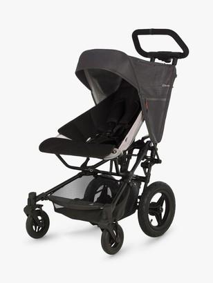 Micralite Fastfold Stroller, Black/Grey