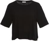 Tomas Maier Crop T-Shirt