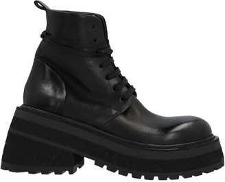 Marsèll Chunky Sole Combat Boots