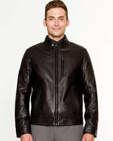 Le Château Leather Motorcycle Jacket