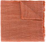 Al Duca D'Aosta 1902 - wrap scarf - men - Linen/Flax/Cashmere - One Size