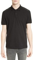 Belstaff Men's Hitchin Extra Trim Fit Pique Polo