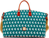 Dooney & Bourke NCAA Michigan State Weekender