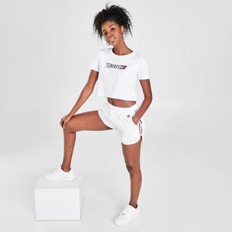 Tommy Hilfiger Women's Nylon Shorts