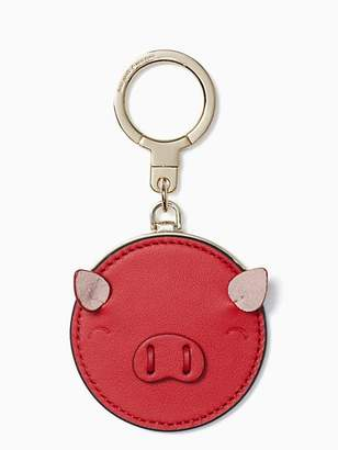 Kate Spade Year Of The Pig Keychain