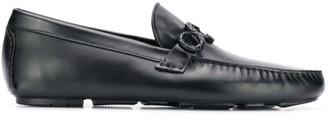 Roberto Cavalli braided loafer