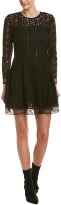 Armani Exchange A-Line Dress