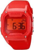Freestyle Men's 101054 Shark Classic Rectangle Shark Digital Watch