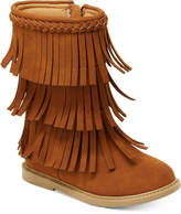 Carter's Toka Fringe Boots, Toddler & Little Girls (4.5-3)