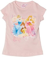 Disney Girls Princess HM6321 T-Shirt