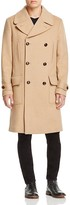 Todd Snyder Wool Cashmere Officer's Coat