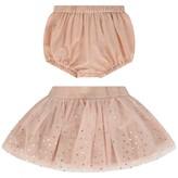 Stella McCartney KidsBaby Girls Pink Spotted Honey Skirt