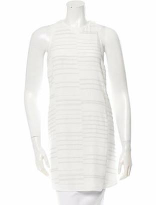 A.L.C. Gigi Studded Dress w/ Tags White Gigi Studded Dress w/ Tags