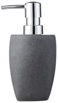 Nobrand No Brand Charcoal Stone Soap/Lotion Dispenser