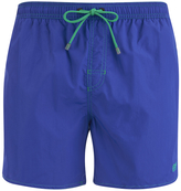HUGO BOSS Men's Lobster Swim Shorts Blue
