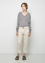 Isabel Marant Patchwork Linen Pants