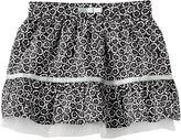 Osh Kosh floral skirt - toddler