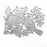 DZT1968 DIY Scrapbooking Album Paper Card carbon steel etching knife Mold (C)