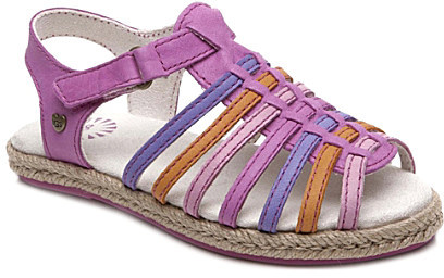 UGG Gretel leather sandals 3-7 years
