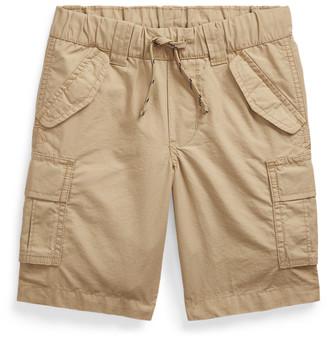 Ralph Lauren Cotton Ripstop Cargo Short