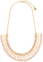 Accessorize Pretty Sparkle Beaded Round Necklace