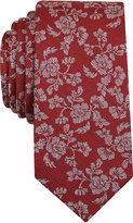 Bar III Men's Montgomery Floral Slim Tie, Only at Macy's