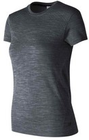 New Balance Women's WT71156 M4M Seamless Short Sleeve Tee