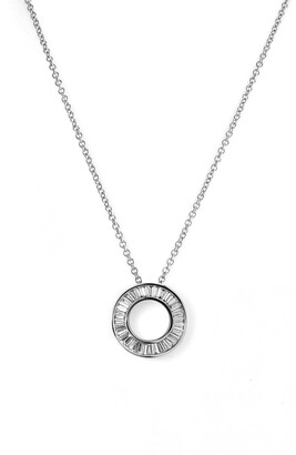 Bony Levy Circle of Life Small Diamond Pendant Necklace