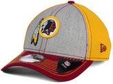 New Era Washington Redskins Heathered Neo 39THIRTY Cap