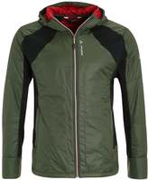Vaude Risti Outdoor Jacket Olive/red