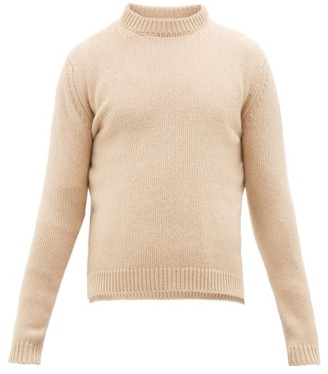 Connolly - Isy Camel-hair Knit Sweater - Mens - Camel