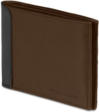 Moleskine Classic Leather Horizontal Wallet