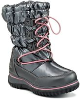 totes Jasmine Toddler Girls' Water-Resistant Winter Boots
