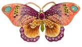 Jay Strongwater Madame Small Butterfly Figurine