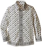 Dolce & Gabbana City Cappelli Rodeo Print Shirt (Toddler/Little Kids)