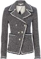 Veronica Beard Carroll Bouclé Knit Jacket