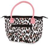 Fit & Fresh Kids Alyssa Insulated Lunch Bag in Jungle Leopard