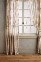 Anthropologie Florilla Curtain