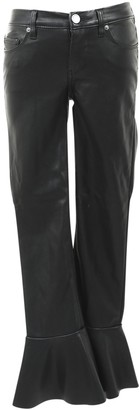 Blank Black Trousers for Women