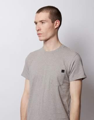 Edwin Single Jersey Pocket T-Shirt Grey