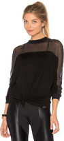 Koral Reply Long Sleeve Top