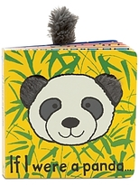 Jellycat If I Were a Panda Book - Ages 0+