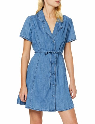 New Look Women's Fanta Tea Dress