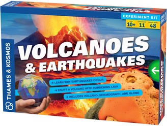Thames & Kosmos Volcanoes and Earthquakes Science Kit