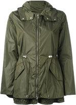 Moncler Lotus jacket - women - Cotton/Polyamide/Polyester - 4
