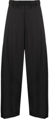 Y/Project High-Rise Wide Leg Trousers