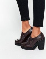 Asos OCTOPUS Chunky Loafers