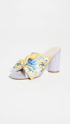 Cupcakes And Cashmere Orinda Block Heel Sandals