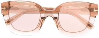 Tom Ford Pia square sunglasses